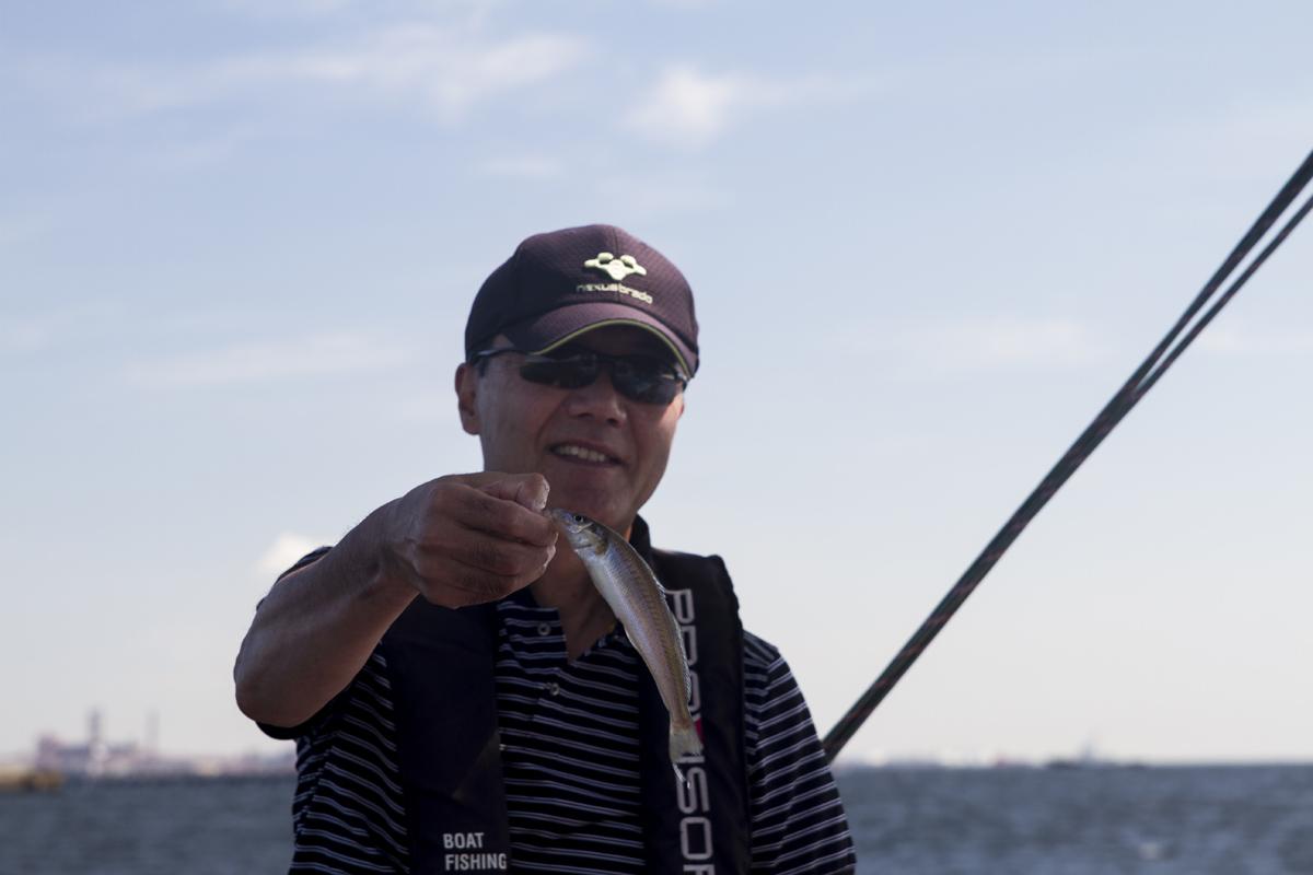 【りょうてもち】江戸前伝統釣法で女王さま釣りにチャレンジ!【シロギス】