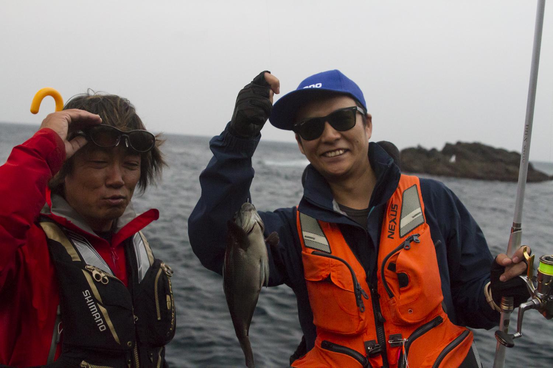 磯づり館 秋のBIGイベント第3弾 シマノ編&高橋哲也さんと行く神子元島釣行会レポート
