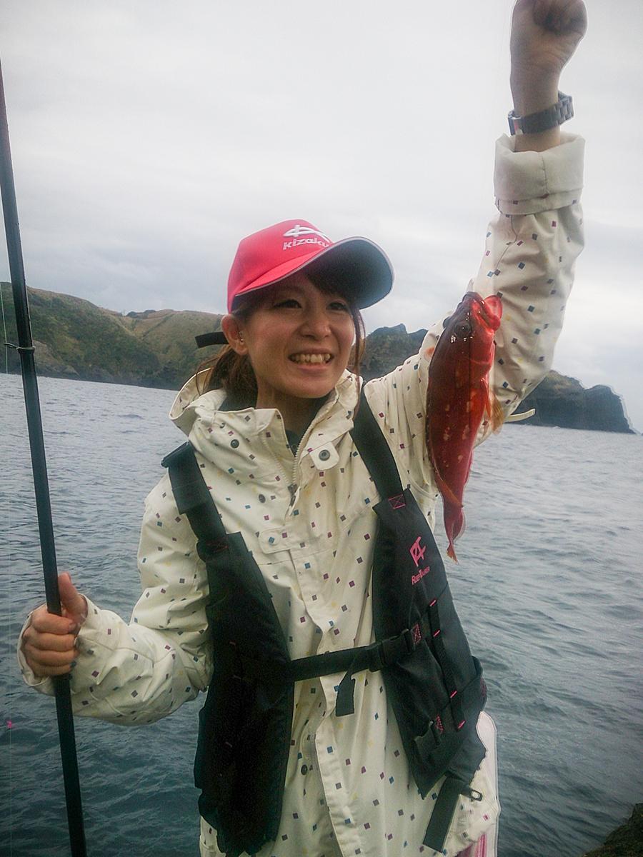 磯釣り女子集まれ!「磯釣り女子会in南伊豆中木」開催しました!