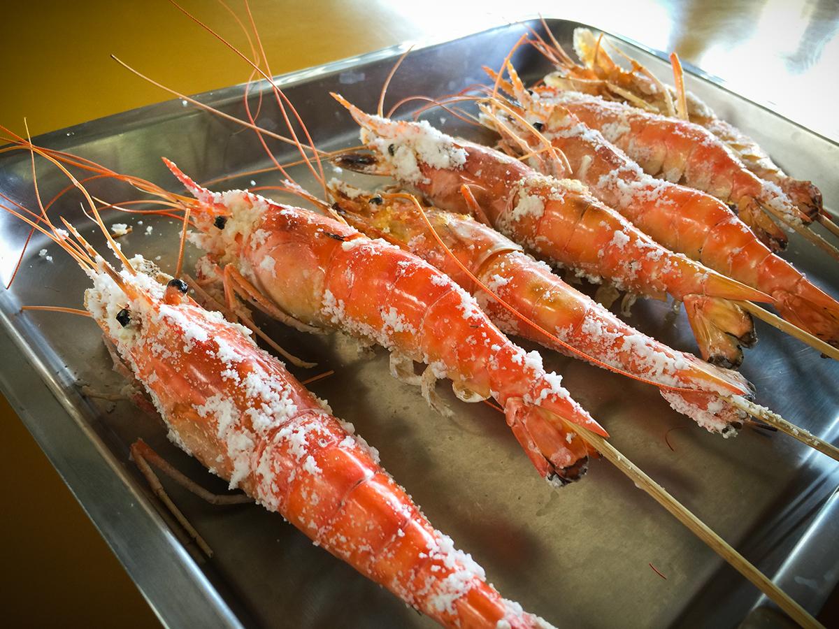 [ぷらっと旅行で]台湾で人気のエビ釣り[蝦釣]にチャレンジ。