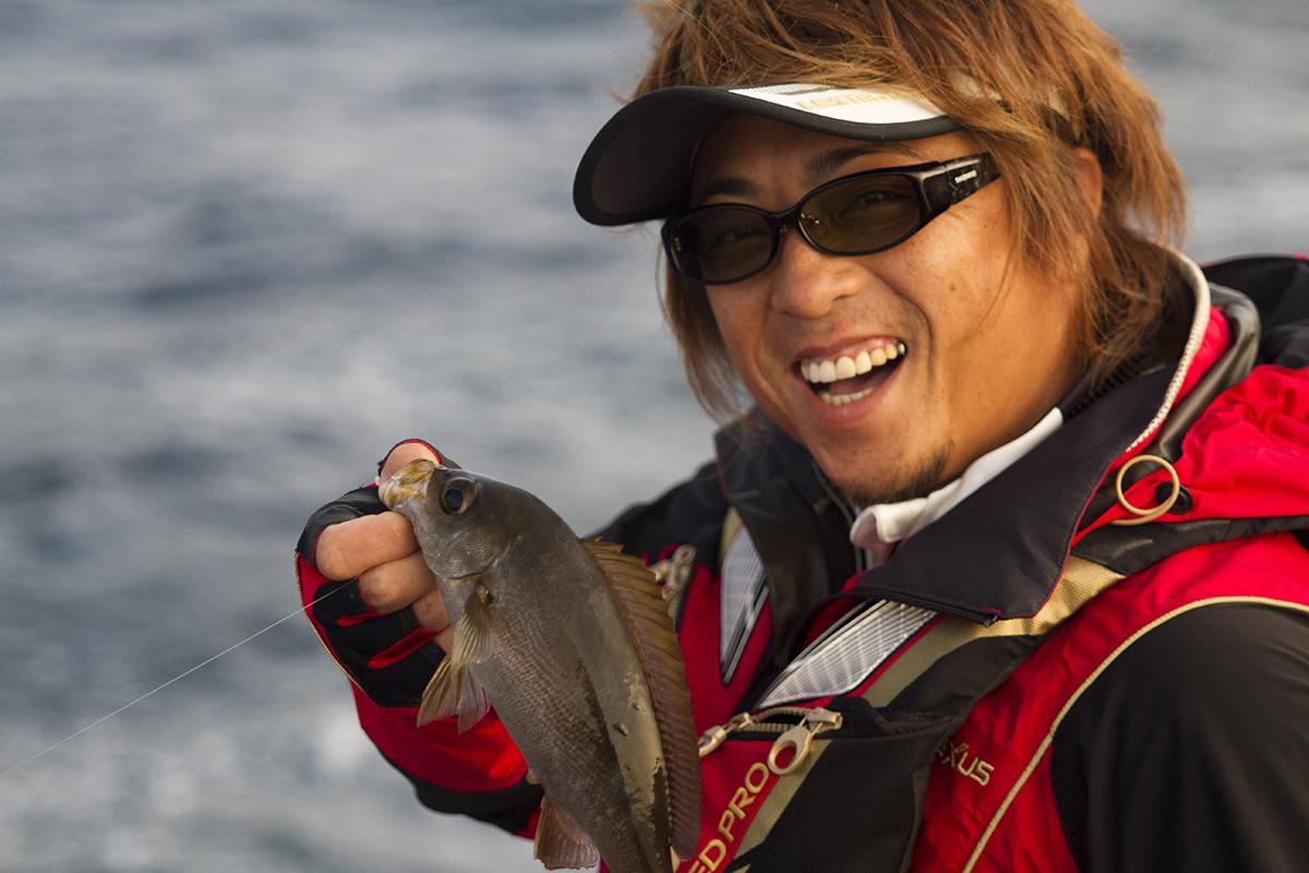 磯づり館秋のBIGイベント第5弾 平和卓也さんと釣りに行こう!in神子元島 09