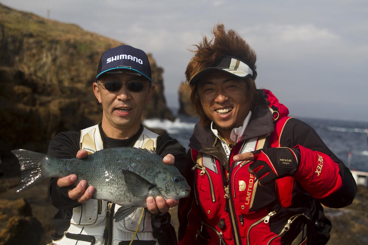 磯づり館秋のBIGイベント第5弾 平和卓也さんと釣りに行こう!in神子元島 19