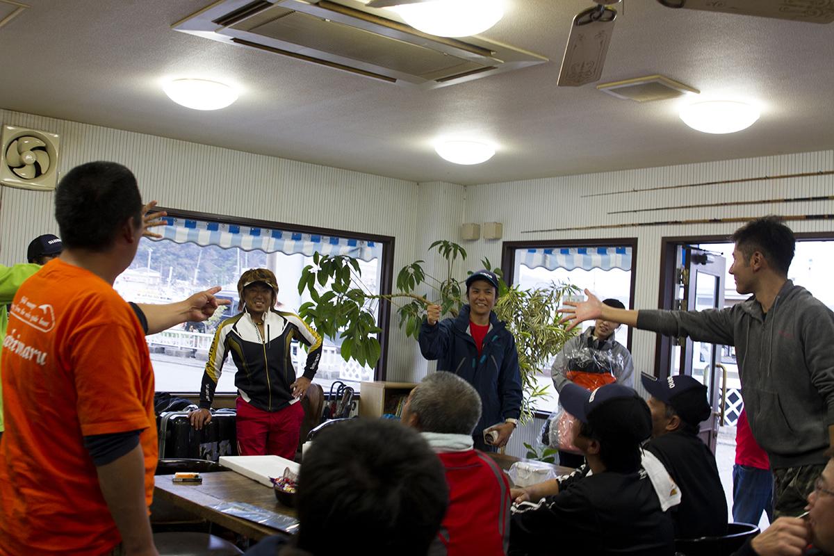 磯づり館秋のBIGイベント第5弾 平和卓也さんと釣りに行こう!in神子元島 28