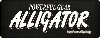 ALLIGATOR ロゴ
